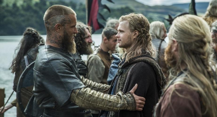 «Викинги» - популярный ирландско-канадский сериал