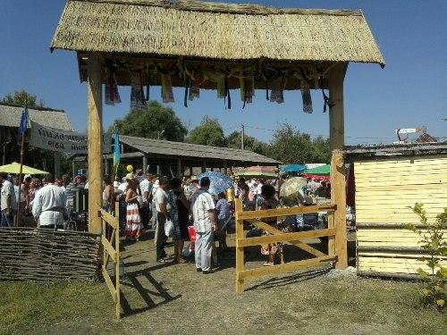 В Сорочинцах всю неделю было очень много людей
