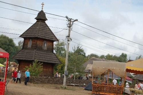 Сорочинская ярмарка расположилась на 17 гектарах земли