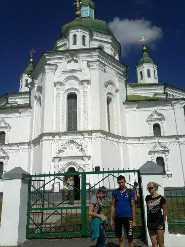 Церковь, которая так впечатлила луганских байкеров