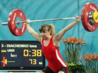 Луганскую область на Олимпиаде-2012 представит еще одна спортсменка