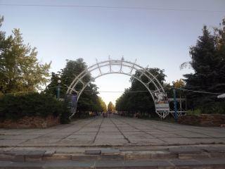 Знатное прошлое и печальное настоящее луганского Парка Дружбы