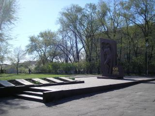 Луганский сквер им. 9-го мая: зона отдыха или отчуждения?