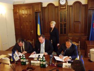 ДТЭК увеличит инвестиции в Луганскую область и создаст в регионе индустриальный парк