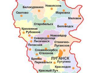 Донецк станет нашим центром? Такого нам не надо. —Луганчане