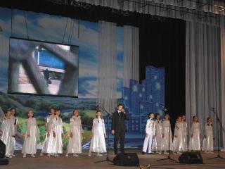 В Луганске начали праздновать День города
