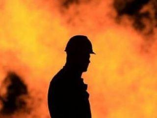 Пожар на шахте в Луганской области не могут потушить вторые сутки