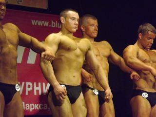 Бодибилдинг в Луганске: спортсмены покажут свое тело в октябре