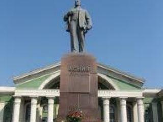 Северодонецкий памятник Ленину хотят заменить фонтаном