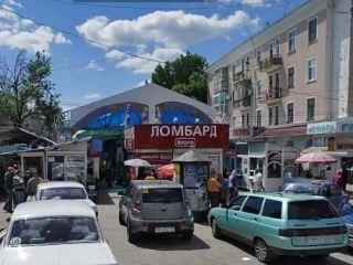 Рыночная война в Луганске: предприниматели против городского совета (фото)