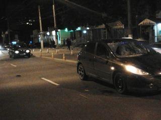 ГАИ ищет очевидцев ДТП в районе Авиацентра (фото)