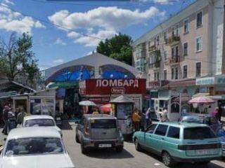 Луганчане «за» снос торговых рядов на Центральном рынке