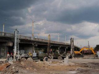Когда в Луганске достроят путепровод возле «Луганского базара»?