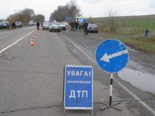 Водитель, сбивший насмерть женщину и ребенка на Луганщине, задержан
