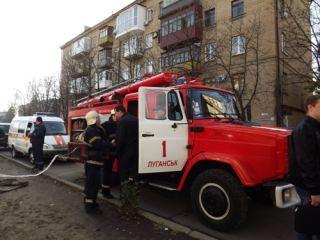 Взрыв в центре Луганска: на этот раз причиной стал не газ (фото)