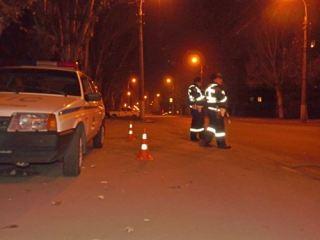 В Луганске Госавтоинспекция устроила охоту на гонщиков (фото)