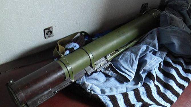В поезде Луганск-Одесса обнаружили гранатомет, патроны и тротиловую шашку +