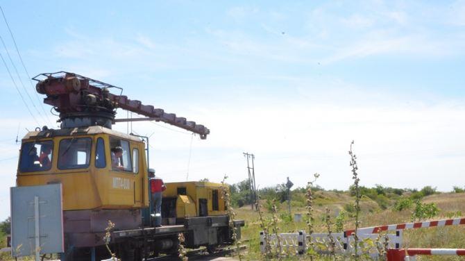«Метинвест» восстанавливает заброшенную железнодорожную ветку для доставки угля (ФОТО), фото-1