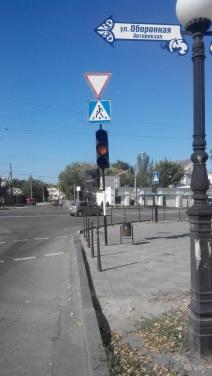 В Луганске в центре появился свет. — Соцсети