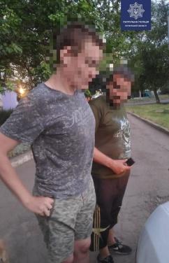 В Лисичанске полиция задержала автомобильных воров