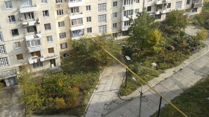 В Донецке в районе улицы Листопрокатчиков слышны громкие взрывы +