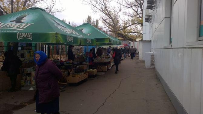 Свежие фото из Луганска: район Городка ОР