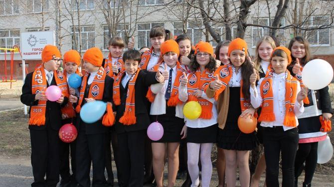 «Краснодонуголь» открыл спортивно-игровой комплекс для детей всех возрастов +