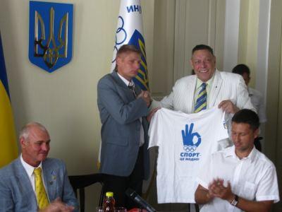 Заслуженный тренер Украины Юрий Стусик рассказал об особенностях тренировок глухих спортсменов