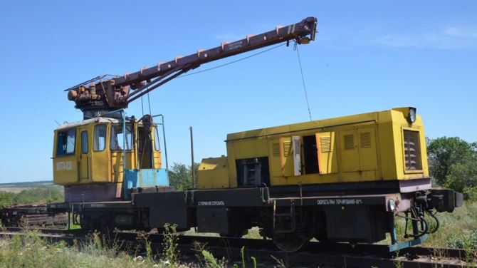 «Метинвест» восстанавливает заброшенную железнодорожную ветку для доставки угля (ФОТО), фото-2