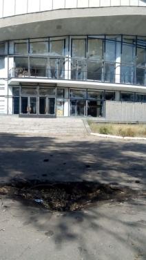 Город оживает. — Фотоочет о поездке в Луганск