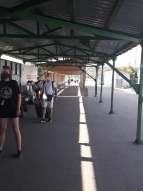 КПВВ «Станица Луганская» частично возобновила работу. Изменилось время работы пункта пропуска. ФОТО