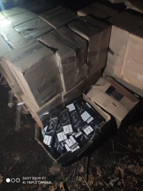 У Станицы Луганской задержали контрабанду на 1 миллион гривен. ФОТО