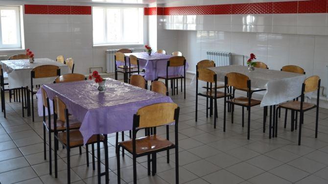 «Краснодонуголь» выделил 160 тыс. грн. на ремонт комнат приема пищи