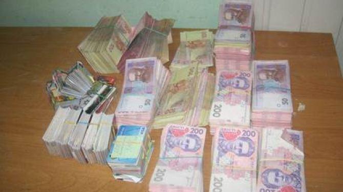 СБУ задержала женщину, которая пыталась провезти в ЛНР крупную сумму денег +