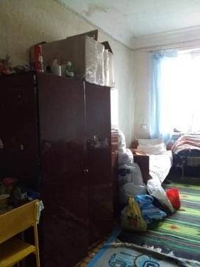 В ужасных условиях живут эвакуированные жители сгоревших сел Луганщины. ФОТО
