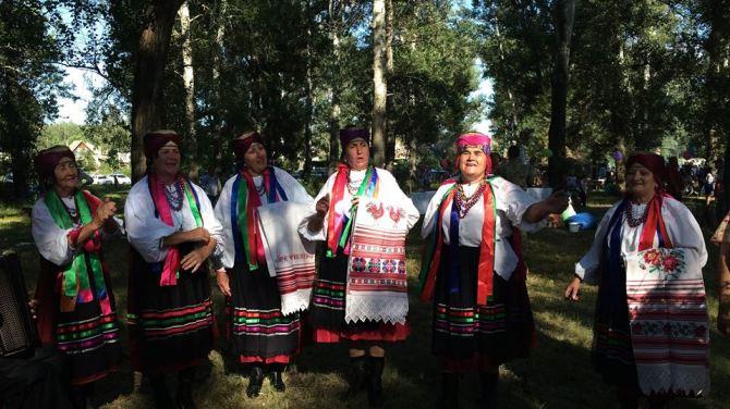 В Луганской области прошел фестиваль украинской народной игрушки +