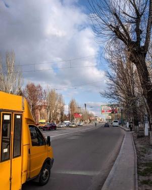 Как выглядел центр Луганска вчера. ФОТО